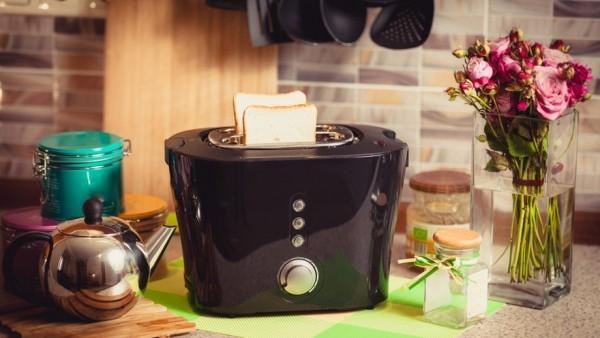 Moderner Brottoaster Weihnachtsgeschenk für Eltern willkommen