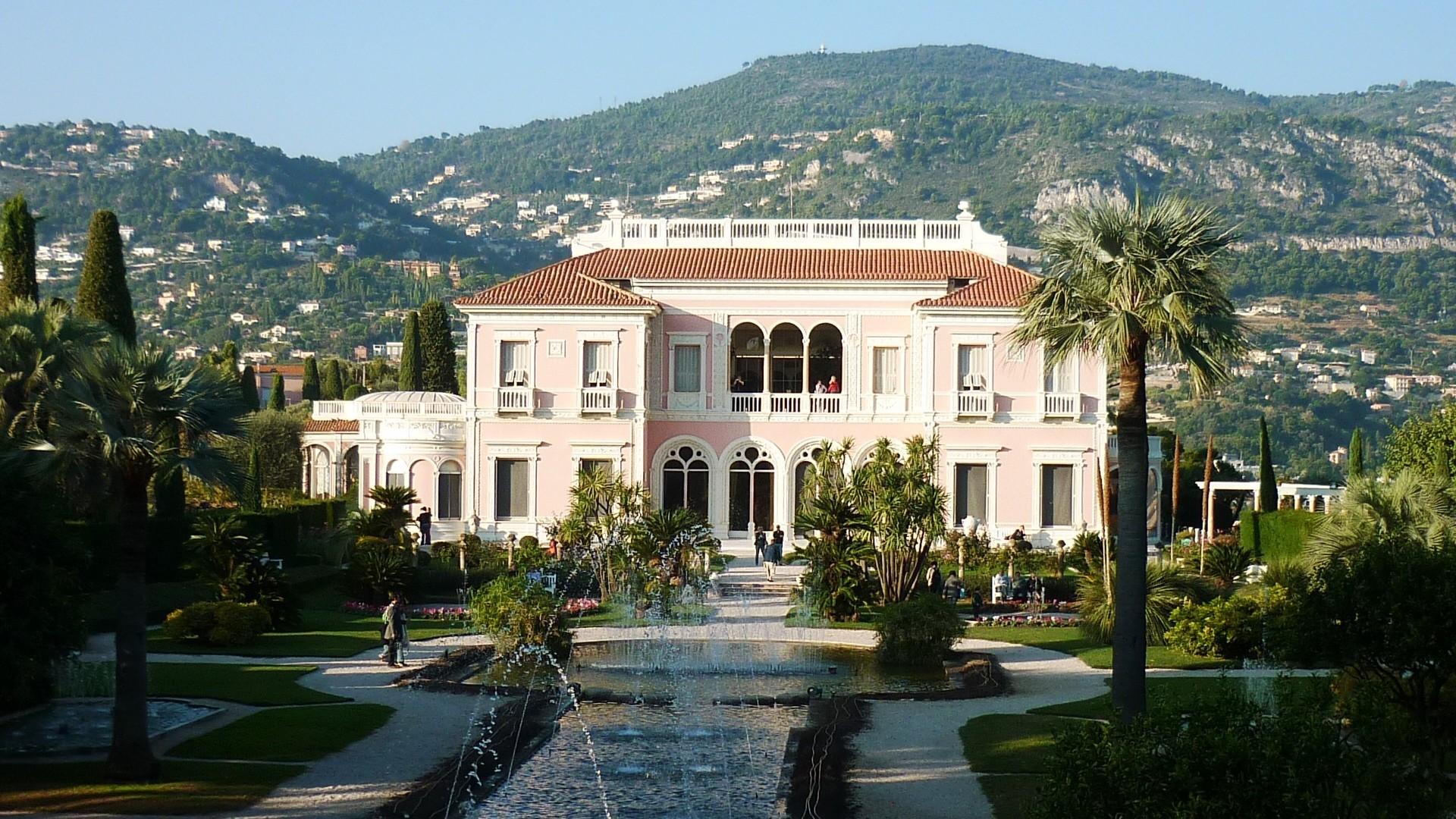 Villa - Luxus Villen und Landhäuser - Freshideen 1