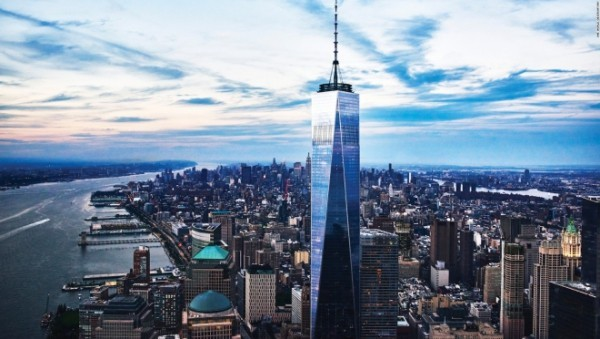 New York One World Trade Architektur
