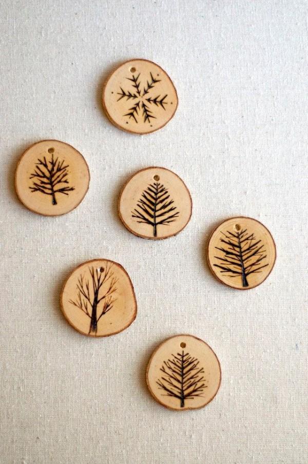 Selbstgebasteltes aus Holz