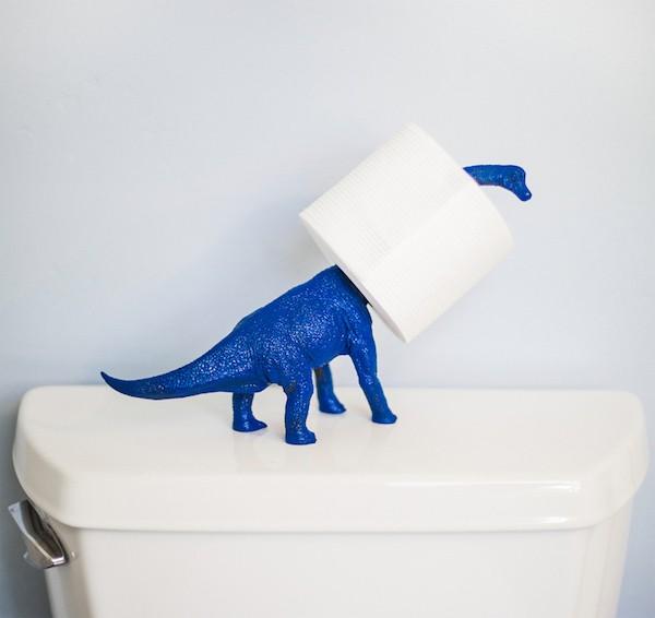 Tiere Spielzeuge zum Papierrollenhalter