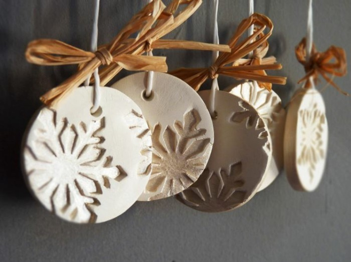 66 great pottery ideas with instructions that you can easily implement in the run-up to Christmas