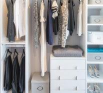 Clevere Tipps für mehr Ordnung im Kleiderschrank
