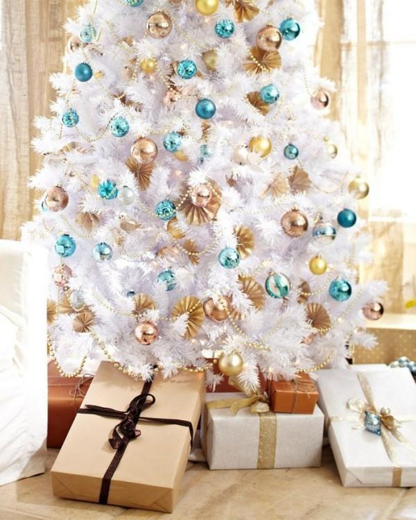 Weihnachtsbaum schmücken ideen und tipps