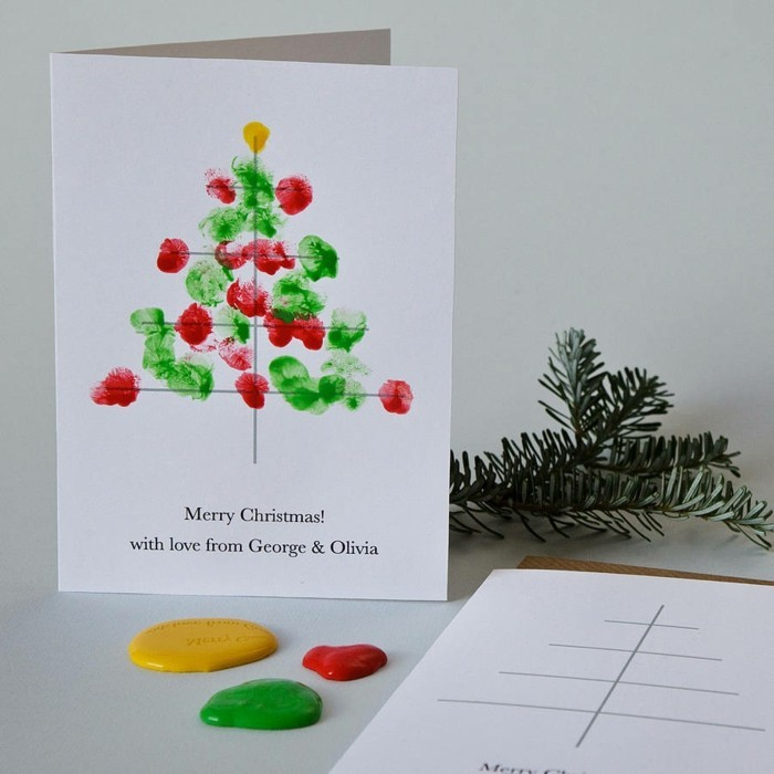 weihnachtskarten selber basteln und freunde und verwandte. Black Bedroom Furniture Sets. Home Design Ideas