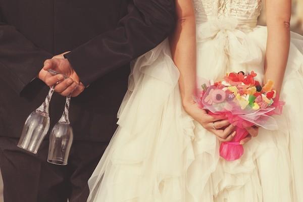Weniger Alkohol Hochzeitsfeier klaren Kopf behalten
