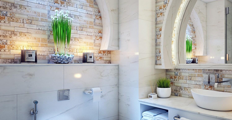 Zimmerpflanzen, die auch im dunklen Bad gut gedeihen - Fresh Ideen