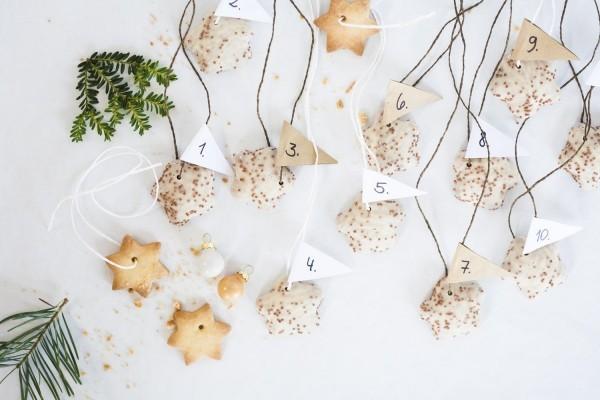 adventskalende weihnachten in der familie