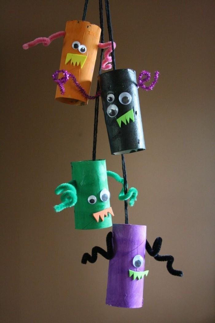 33 Bastelideen Halloween Selber Gebastelte Deko Bringt Noch Mehr