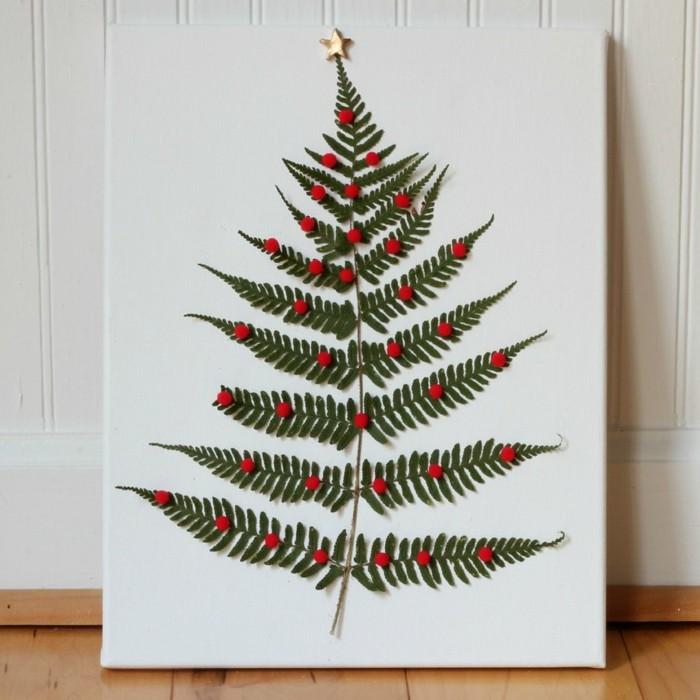 Basteln für Weihnachten- 42 tolle Ideen mit Anleitung für ...