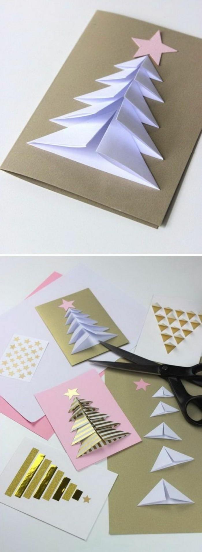 Basteln f r weihnachten 42 tolle ideen mit anleitung f r for Weihnachtsdeko fa r fenster basteln