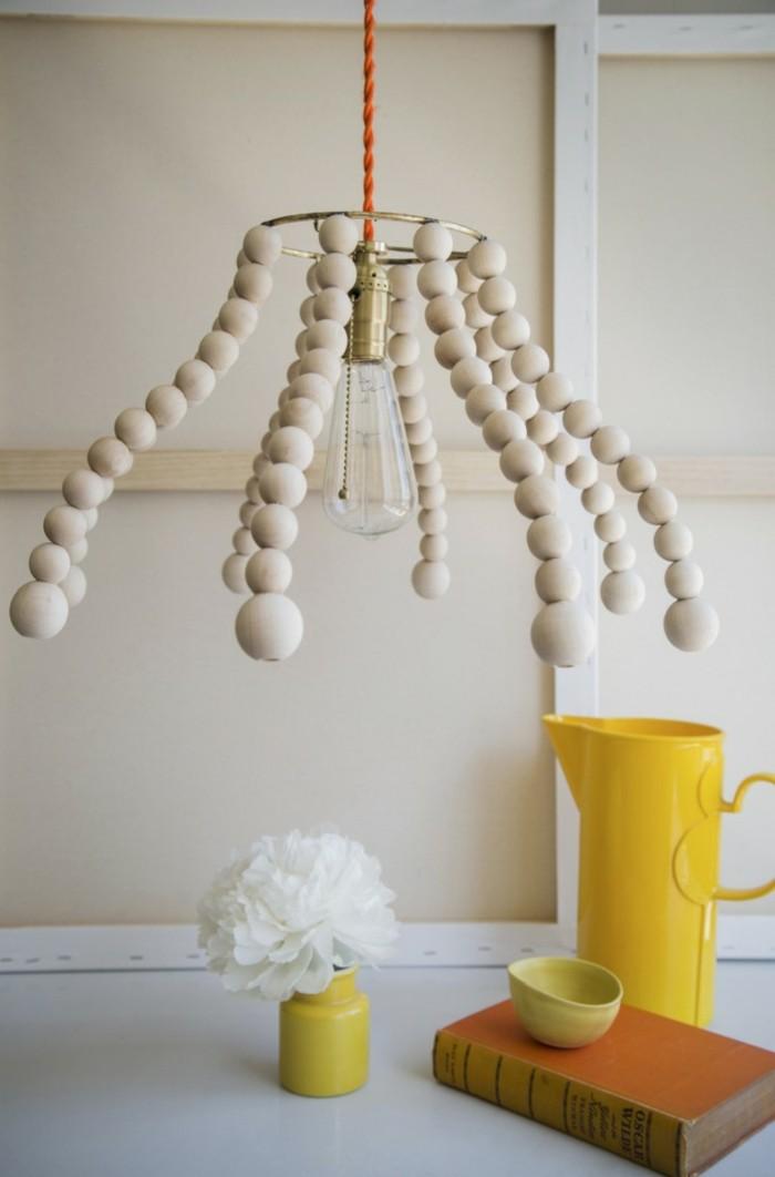 basteln mit draht mit drahtkleiderbuegeln basteln diy ideen lampe