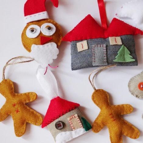 Kleine Bastelideen und Weihnachtsgeschenke für die Familie