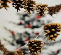 Basteln mit Tannenzapfen – 62 ausgefallene Bastelideen für Herbst und Winter