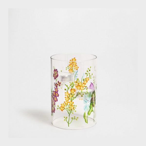 bemaltes-glas-teelichthalter