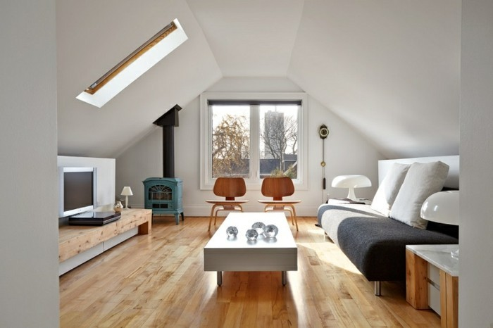 welche m bel f r dachschr gen machen den raum sch n wohnlich. Black Bedroom Furniture Sets. Home Design Ideas