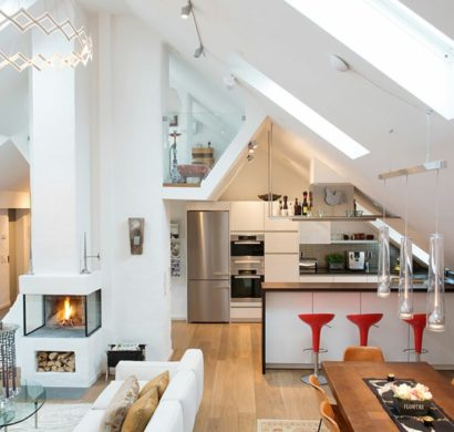 Attraktiv Welche Möbel Für Dachschrägen Machen Den Raum Wohnlich?
