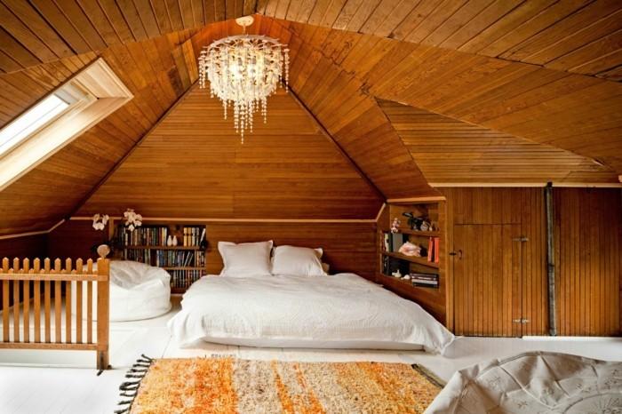 dachschräge einrichten kreative ideen für das schlafzimmer