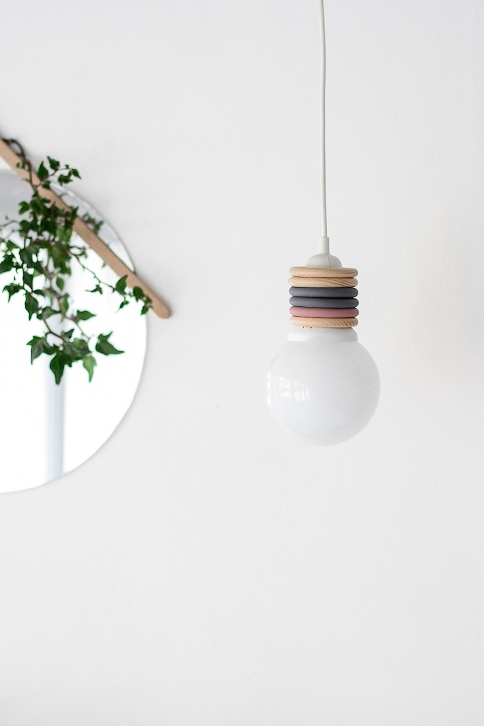 diy lampe einfache anleitung f r mehr licht in der kalten jahreszeit. Black Bedroom Furniture Sets. Home Design Ideas