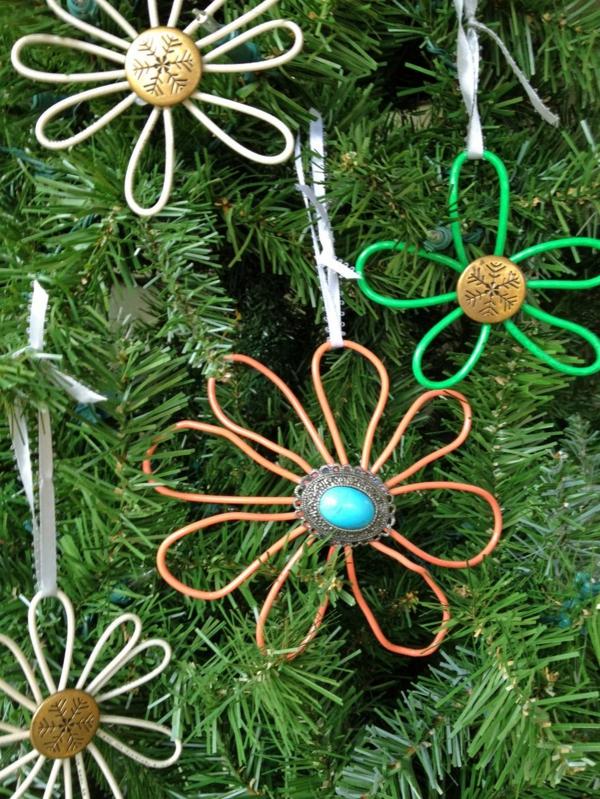 diy weihnachtsdeko dekoanhänger selber basteln kreativ sein