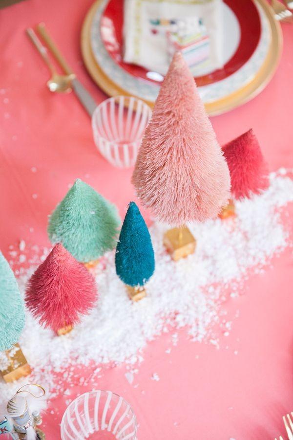 diy weihnachtsdekoration ideen weihnachtsbaum selber basteln