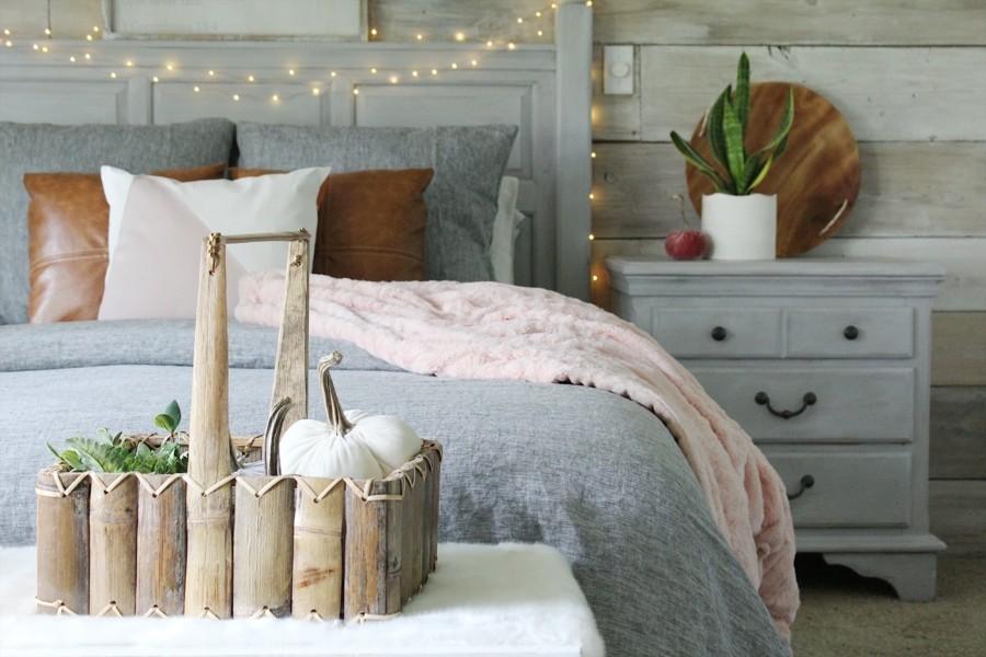 gemütliches schlafzimmer farben geschickt kombinieren dekoideen