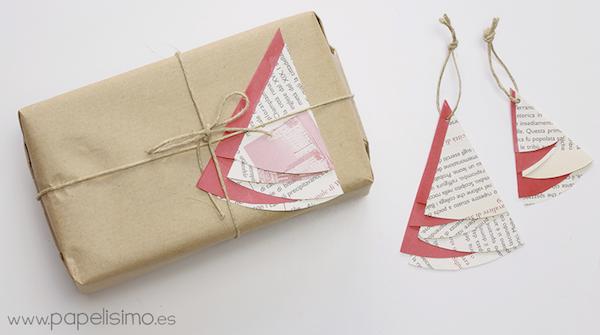 geschenke verpacken origami weihnachten