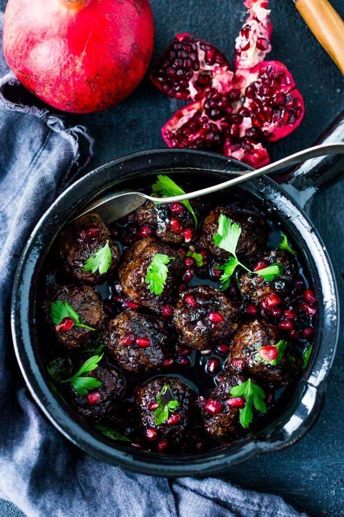 granatapfel essen marokko
