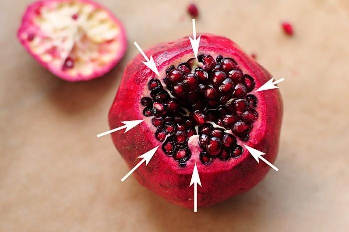 granatapfel essen orientierung