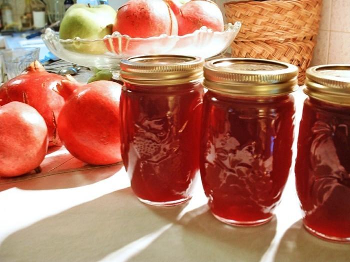 granatapfel essen rezept