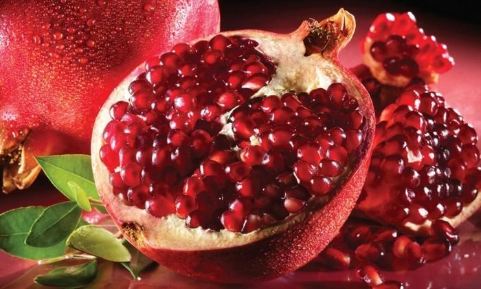 granatapfel essen