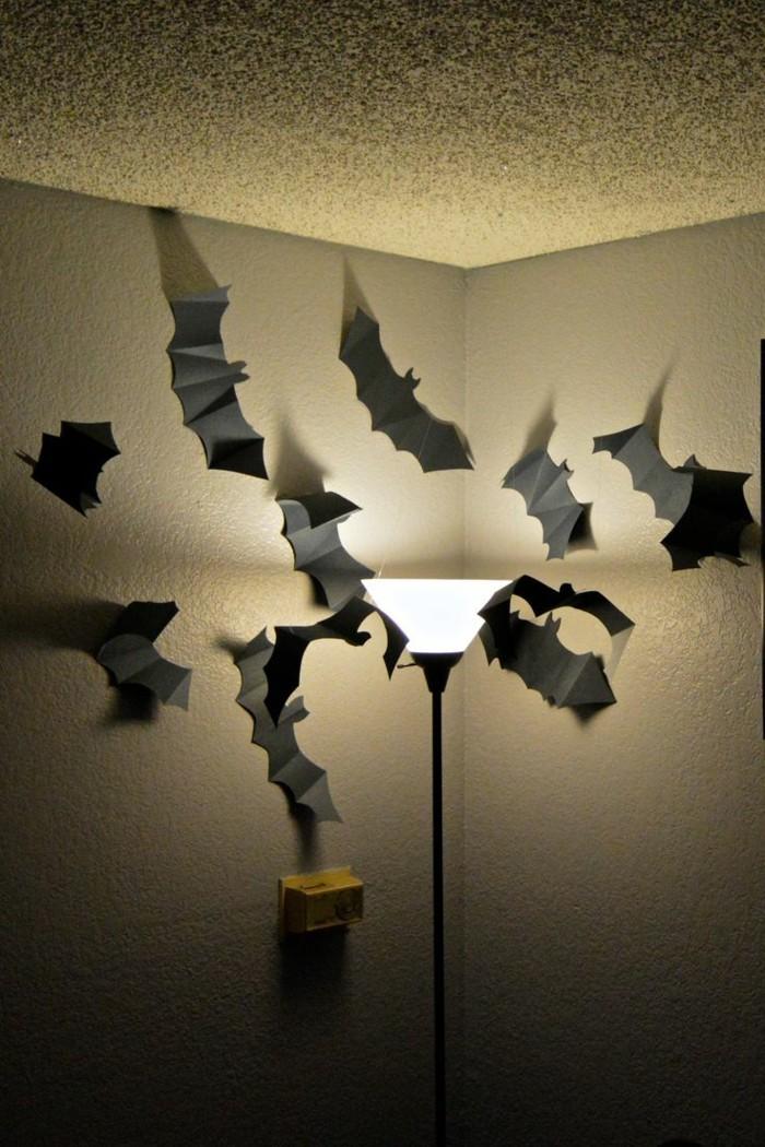 halloween deko basteln ber 70 gruselige diy ideen zum. Black Bedroom Furniture Sets. Home Design Ideas