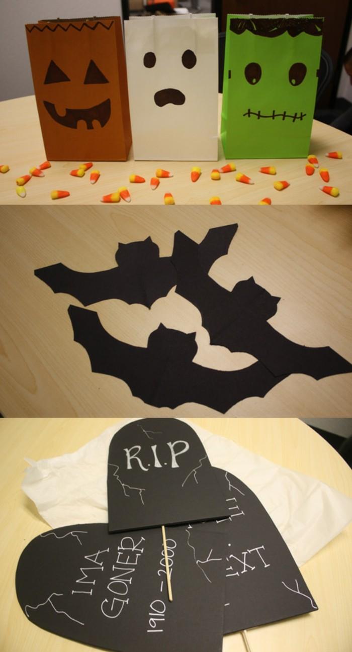 halloween basteln herbst deko diy deko ideen selber machen 2