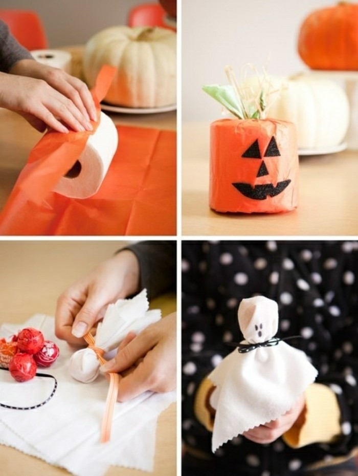 halloween basteln herbst deko diy deko ideen selber machen
