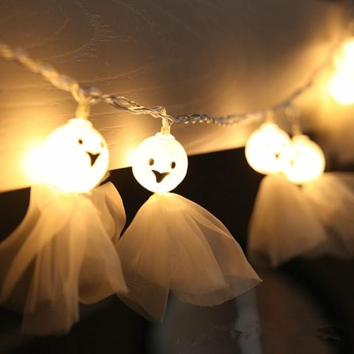 halloween basteln herbst deko diy deko ideen spooky