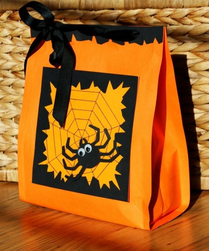 halloween basteln herbst deko diy deko ideen tuete