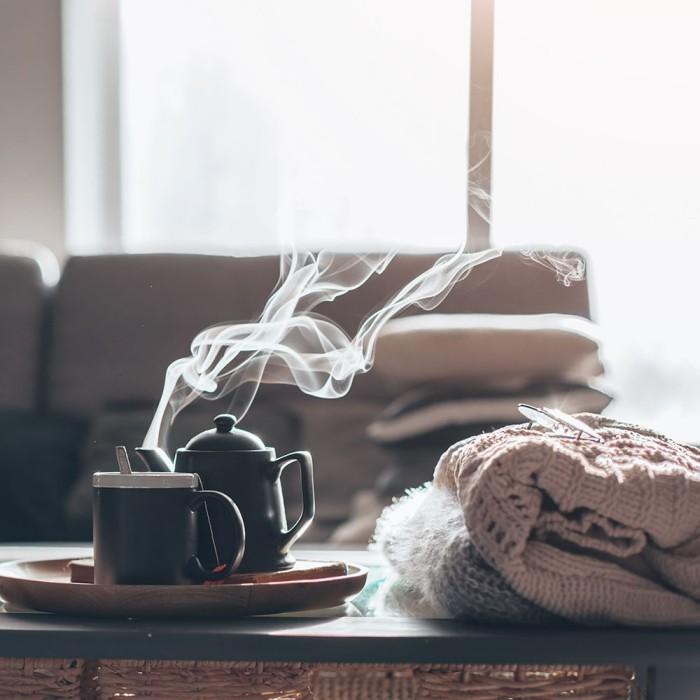 hygge stil im wohnzimmer