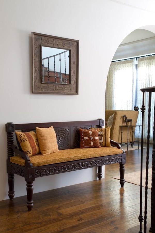 wie die flurgestaltung modern und funktional durch eine. Black Bedroom Furniture Sets. Home Design Ideas