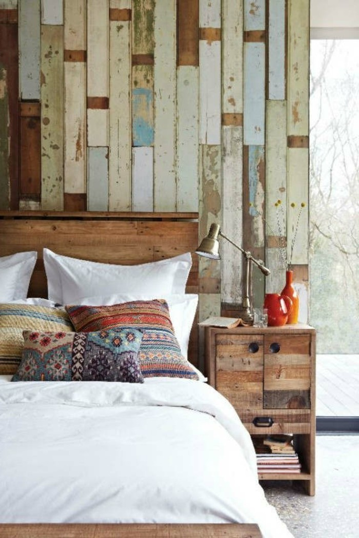 Rustic wooden walls at home - 30 examples of eye-catching wall design!