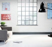 Industrielampe verleiht Räumen einen einmaligen industriellen Charme