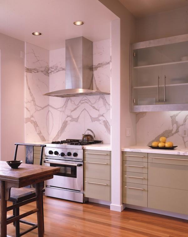 Küchenrückwand - Welche Spritzschutz Varianten gibt es?
