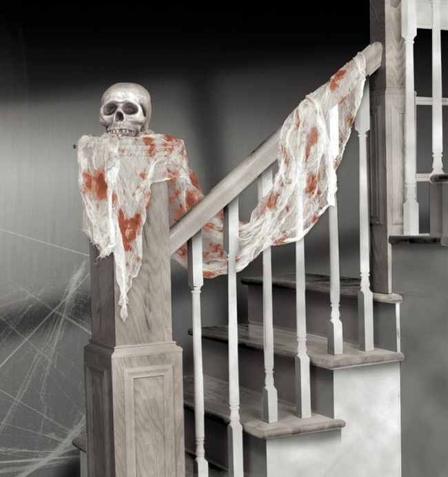 kunstblut selber machen halloween dekoration diy ideen