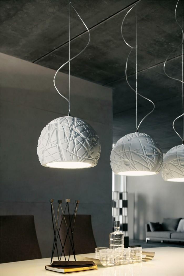 lampen design industrieller look hängelampen esstisch
