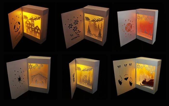laterne selber basteln 42 einfache vorlagen und ideen. Black Bedroom Furniture Sets. Home Design Ideas