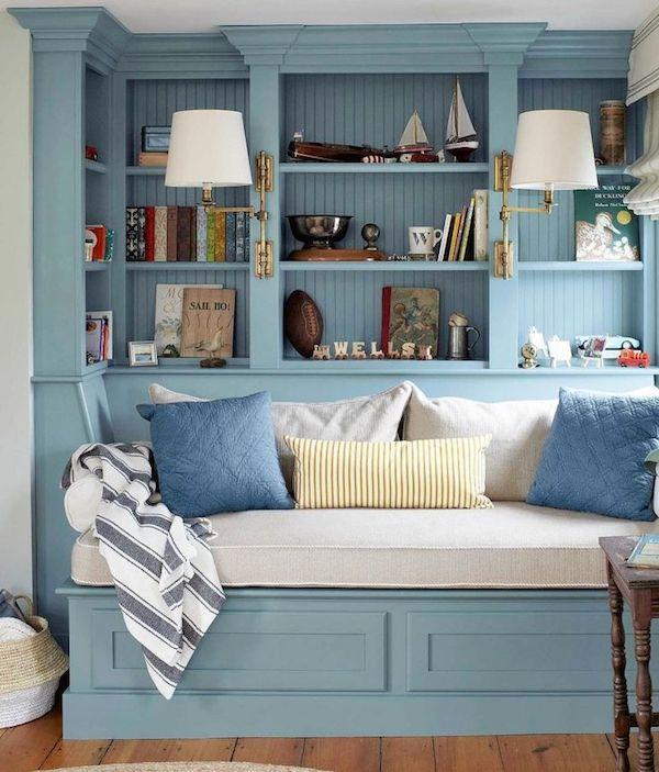 Leseecke Einrichten Schlafzimmer: Leseecke Einrichten, Wo Lesen Stundenlang Spaß Machen Kann