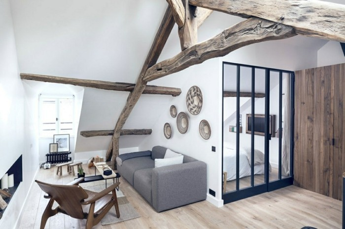 wohnzimmer einrichten ideen möbel für dachschräge wohnzimmer einrichten
