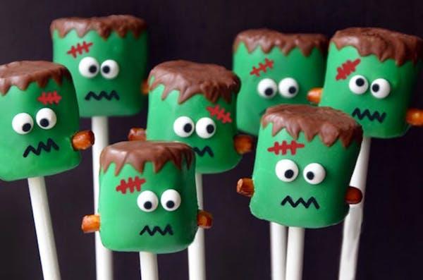 mashrroms lutscher halloween dessert halloween ideen