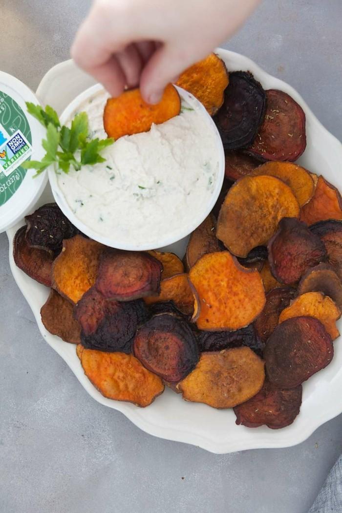 meerrettich rezept heilpflanze sueskartoffeln
