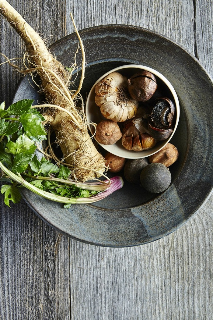 meerrettich rezept heilpflanze wurzel gesunde sossen