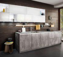 Extrem Offene Küche in Weiß - Tipps und Ideen für die super moderne LY69